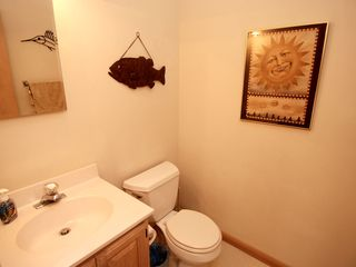 Bethany Beach house photo - half bath adjacent to living area