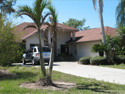 Fort Myers house rental - Welcome home.