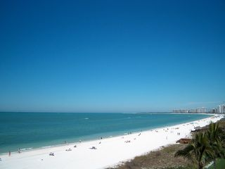 Seawinds condo photo - Fabulous Balcony view - beach looking north from this ideal fifth floor location