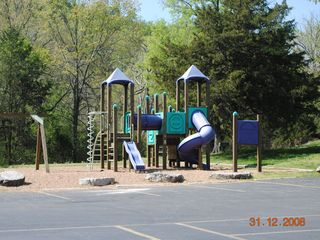 Branson villa photo - Playground area at main Club House