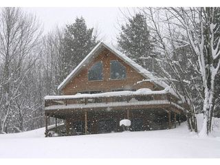 Buchanan house photo - Our favorite time of year. Close to skiing and sledding facilities.