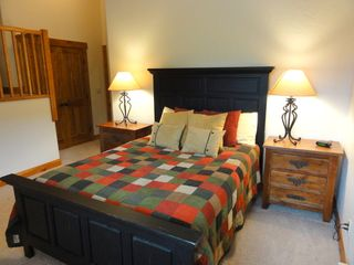 Steamboat Springs condo photo - 2nd bedroom with queen bed