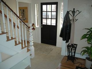 main entry - Colorado Springs house vacation rental photo