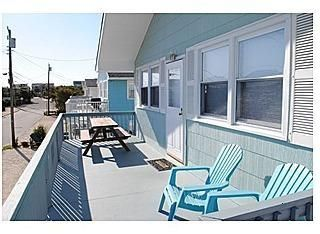 Beach Haven house photo - Relax on the deck!