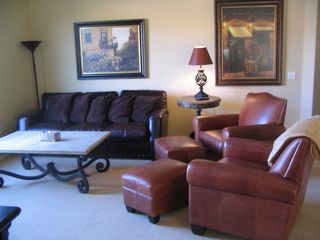 Scottsdale condo photo - Living room