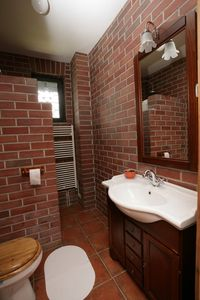 Transylvania chalet rental - Bathroom
