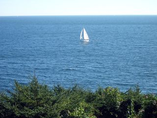Pemaquid Point cottage photo - Watch the sail-aways