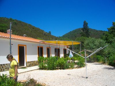 Holiday in protected nature in a renovated Lehmbauernhaus with today's standards
