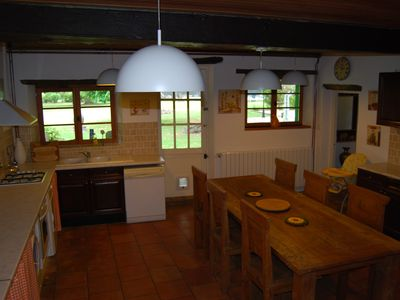 Starling Lodge - Kitchen 1