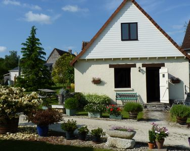 Rustic Gites in typical French countryside with heated, covered swimming pool  - The Stable