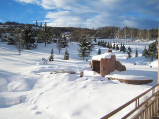 Snowmass house photo - Powdery snowfalls