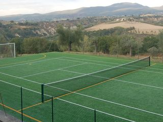 Rieti Province villa photo - Tennis and five-a-side football ground