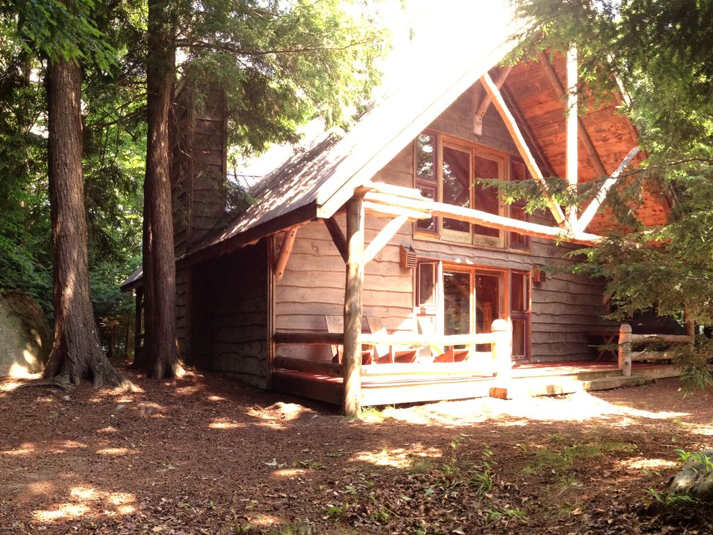 A Rustic Camp Surrounded By Wilderness Vrbo
