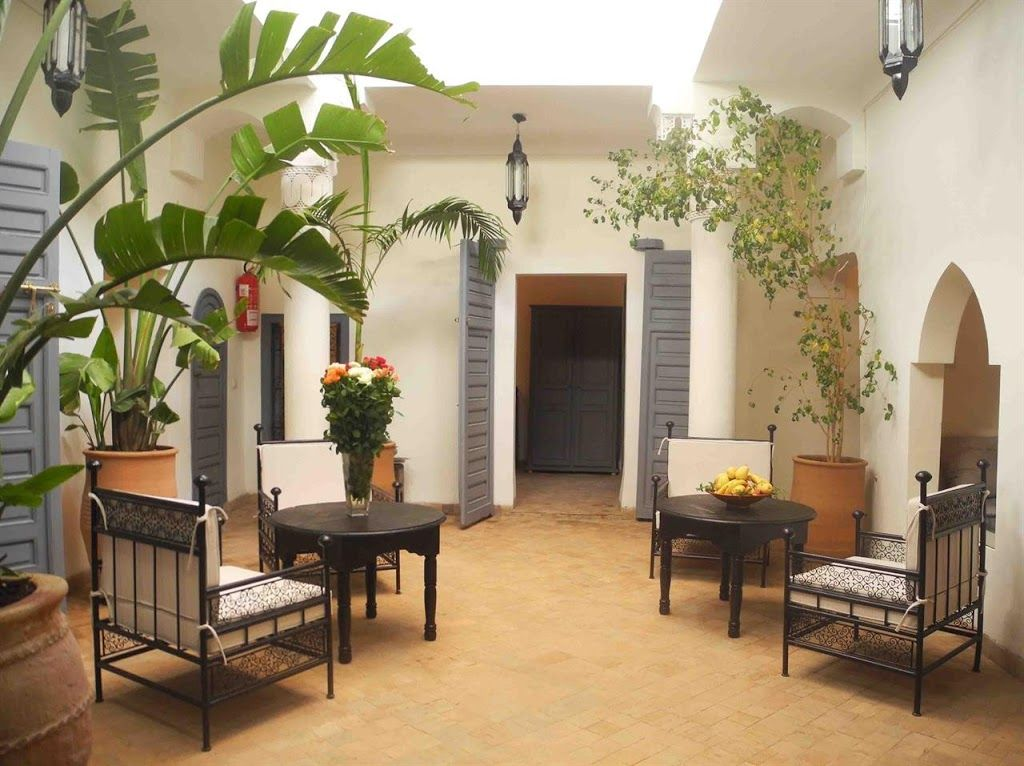 in Marrakesh with Air conditioning () - Marrakech - appartement