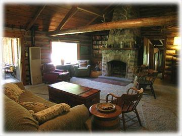 Main Lodge Interior