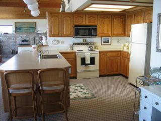 Sequim house photo - Kitchen w Front Deck Access