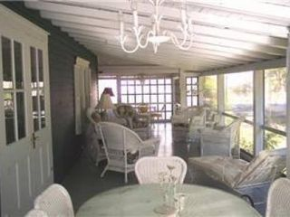 Rehoboth Beach cottage photo - Screened Porch