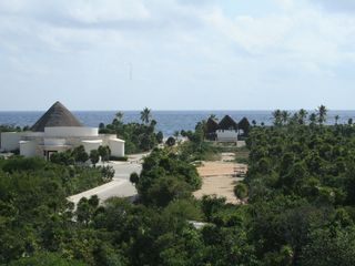Akumal villa photo - The spectacular rooftop view of Villa Arrecife!!!