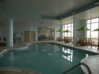 Rivendell Ocean City condo photo - Indoor pool!