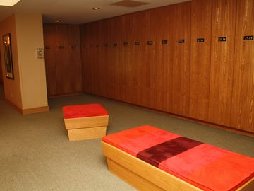 Locked Ski Storage is conveniently located on first floor next to lobby doors.