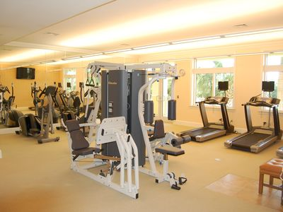 Jasmine Bay Fitness Center