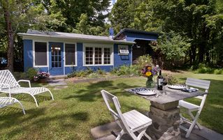 Woodstock studio photo - Rock City Writer's Studio is nestled in the heart of a bucolic property