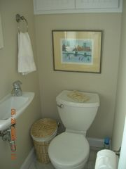 Plum Island condo photo - Half bath