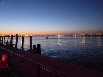 Unwind at Sunset in Port Canaveral