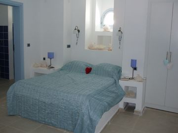 Villa Stars master ensuite bedroom