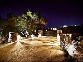 Secure Gated Entry - Temecula estate vacation rental photo