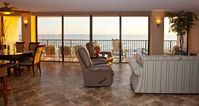 Luxury Beach Front Unit! 4 Beach Chairs Included! 2nd Floor!