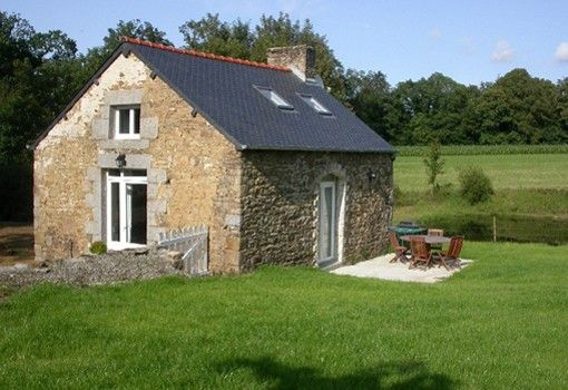 51 - Vacation houses in the countryside ...