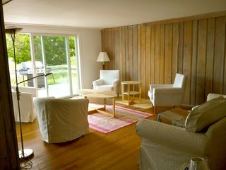 Living room - East Hampton cottage vacation rental photo