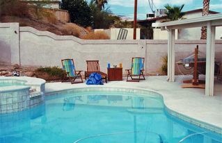 Lake Havasu City house photo - Relax or work on your tan.