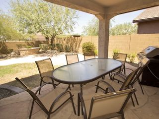 Phoenix house photo - patio, barbecue, and backyard
