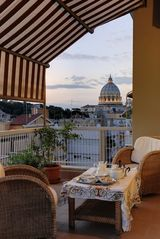Prati (Vatican area) apartment photo - Terrace (1st side)