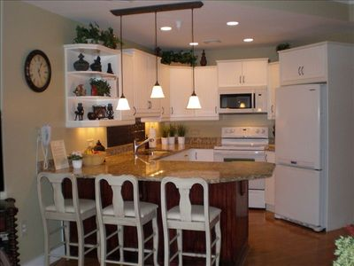 You'll love the new kitchen that was just completely renovated!