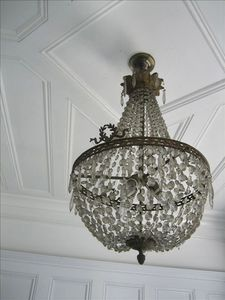 Entrance Chandeliar
