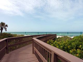 Lido Key condo photo - Beach Access