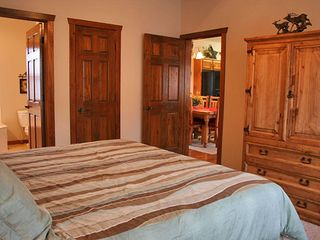 Branson lodge photo - King Beds in Every Rooms - Bedroom 1 (Main Floor Left)