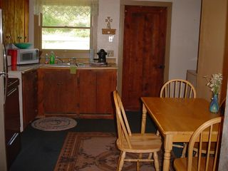 Missoula cabin photo - Kitchen