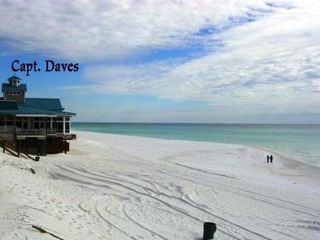 Beach Pointe townhome photo - private beach area