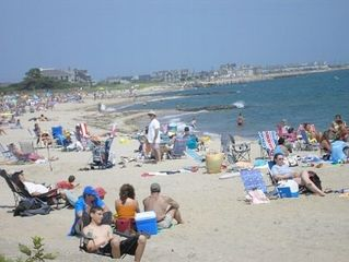 Falmouth house photo - The Heights Beach is public and great for families.