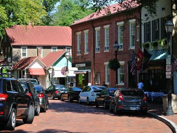 Located in the heart of Historic Annapolis