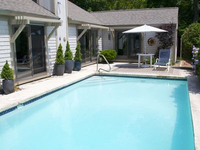 Vacation House with Private Pool in New Seabury