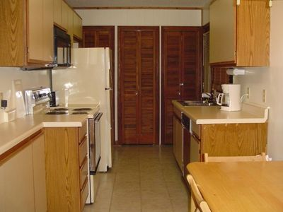 Unusually large Kitchen!