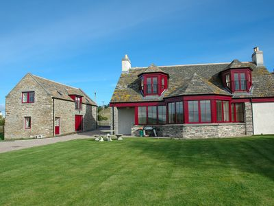 Luxury Self Catering Lodge With Indoor Private Swimming Pool And Sea View