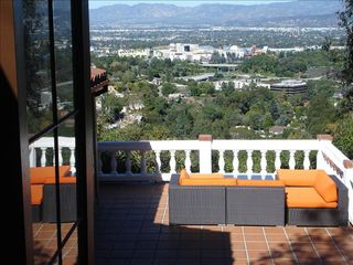 Hollywood house photo - Skyline View and Deck