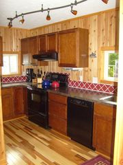 Crystal Mountain, Thompsonville cottage photo - Fully equipped kitchen