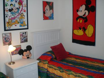Themed bedroom 5